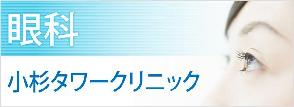 武蔵小杉駅前メディカルプラザ:眼科:小杉タワークリニック